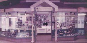 Rasierer-Zentrale 1983
